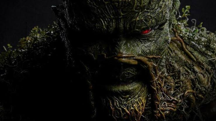 Swamp Thing Teaser And update