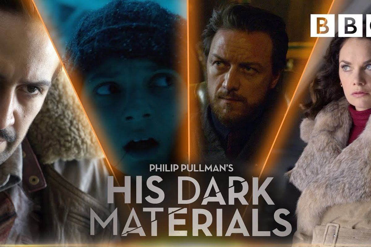 His Dark Materials update