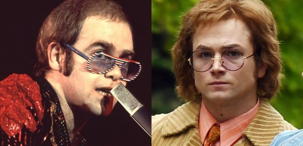 Elton John Movie Rocketman update