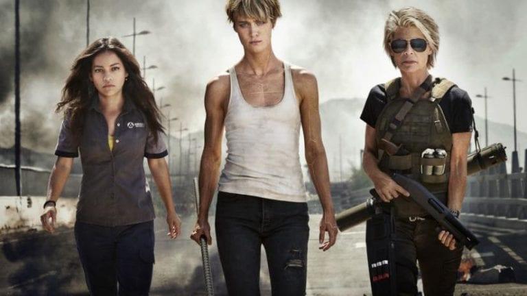 Terminator Dark Fate Release Date And Cast