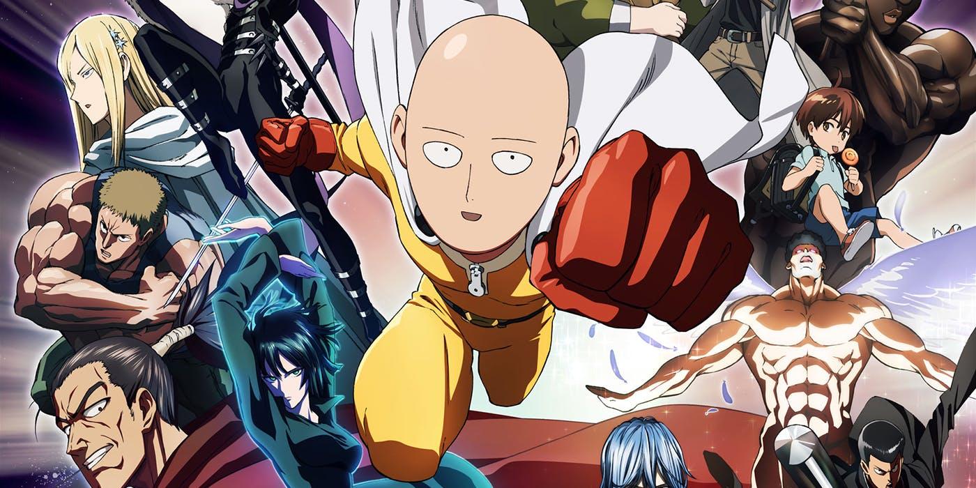 One Punch Man Season 2 Episode 10 update