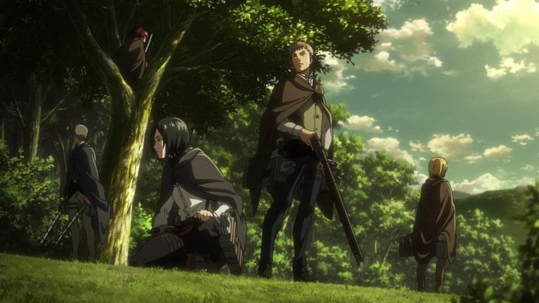 Attack on Titan Season 3 Episode 22 Online Stream