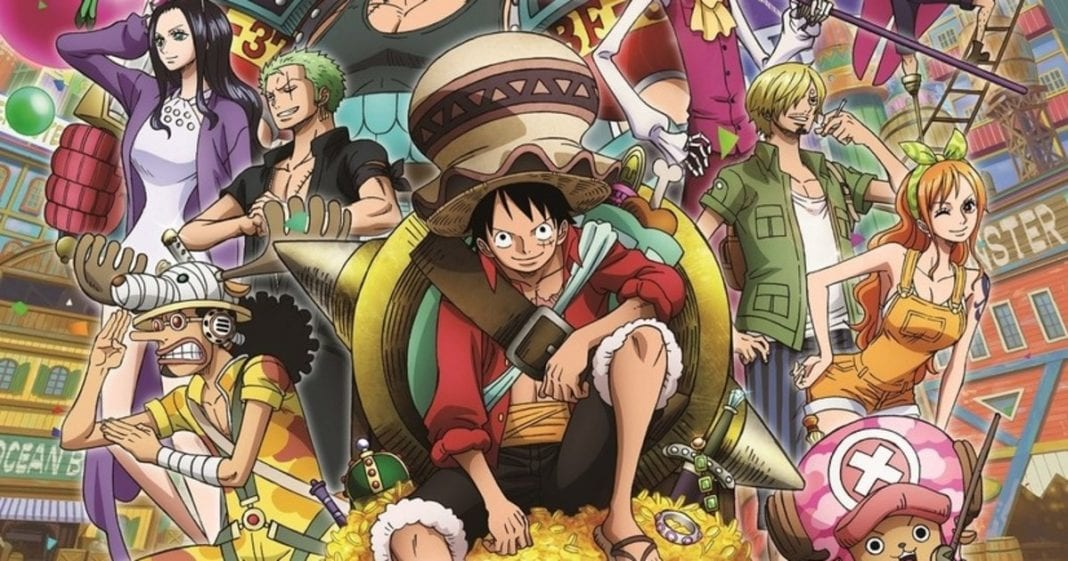 One Piece Stampede Reveals New Information On The Main