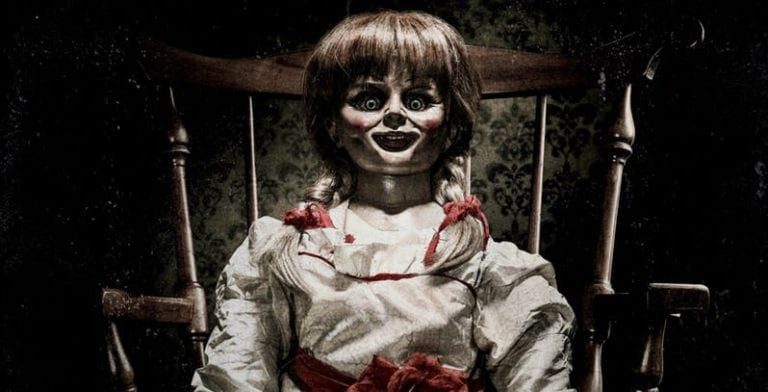 Anabelle Coming Home