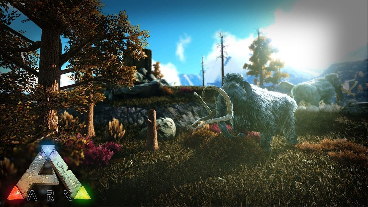 Ark Survival 'Valguero,'