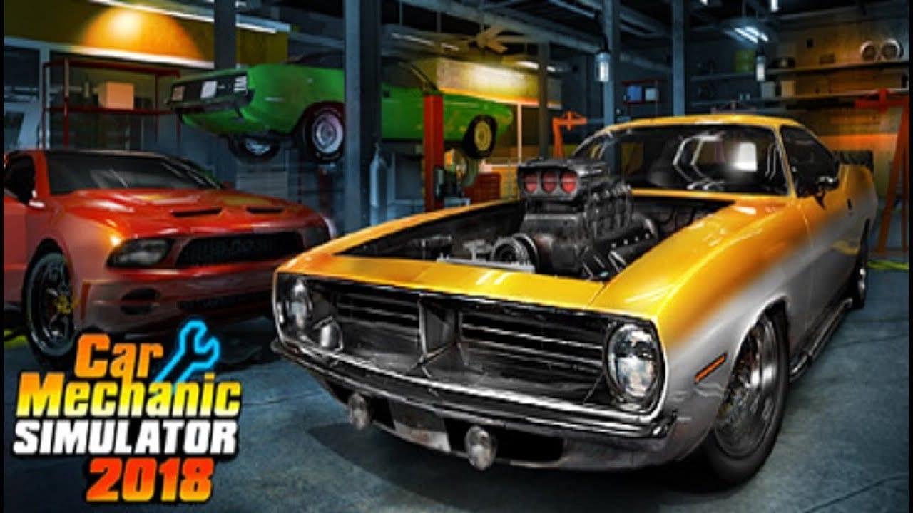 Car Mechanic Simulator 2019 update, Details