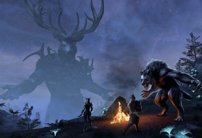 Elder Scrolls Online Update