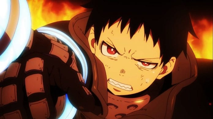Fire Force Anime Crunchyroll