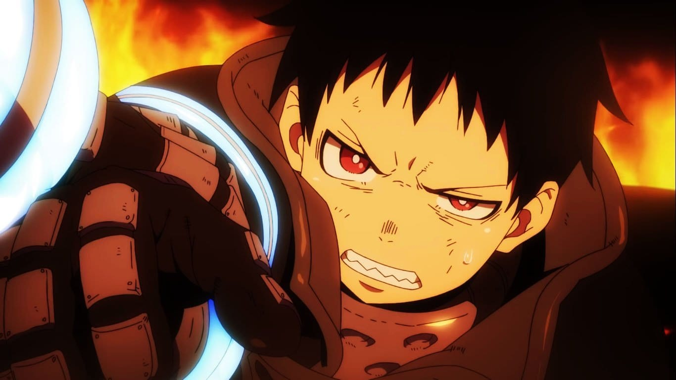 Fire Force Episode 4 update