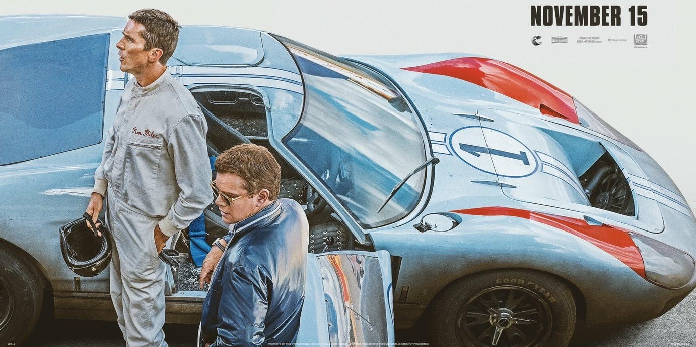 Ford V Ferrari Trailer Cast And Plot Details Otakukart News