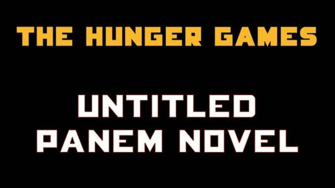 Hunger Games Prequel Novel Announced