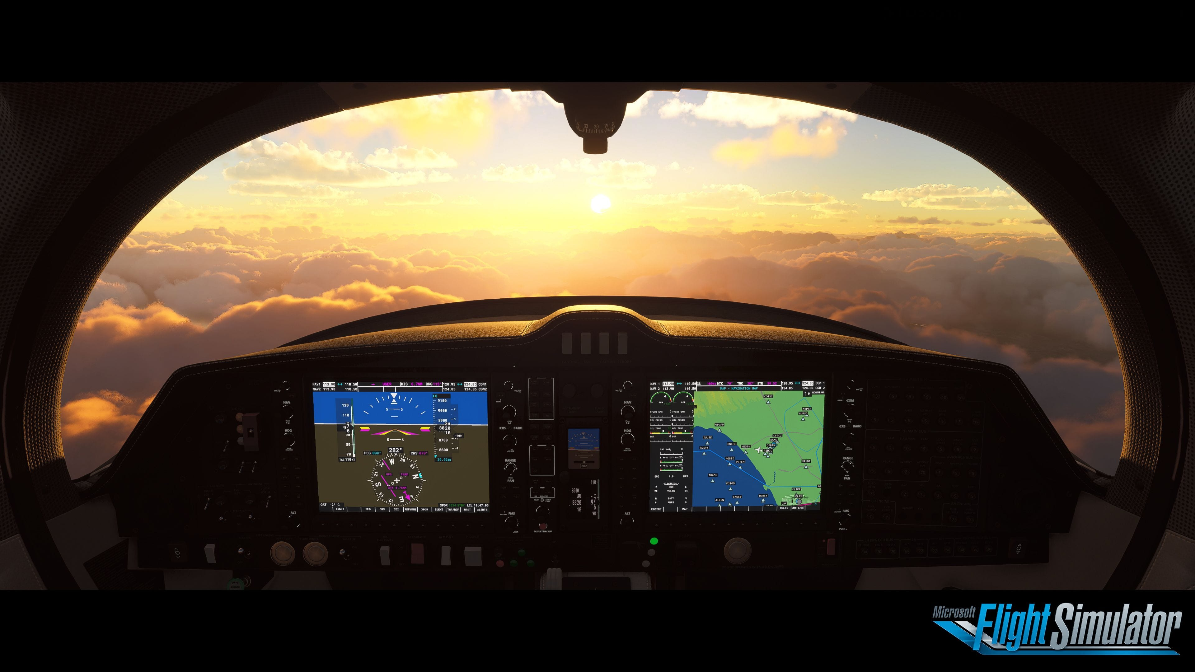 Microsoft Flight Simulator 2019 update