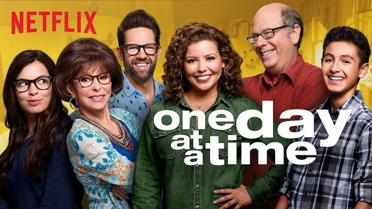 One Day At A Time Renewed For A Fourth Season After Being Cancelled By Netflix