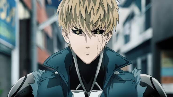One Punch Man Season 2 Reveals New Upgraded Genos