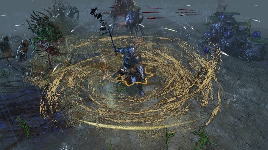 Path of Exile Legion update