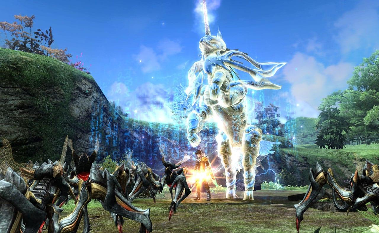 Phantasy Star Online 2 update