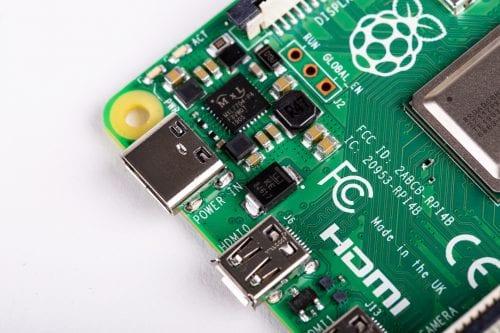 Raspberry Pi 4 update, Specs