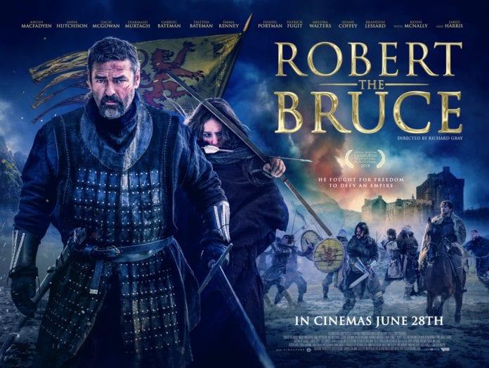 Robert The Bruce Movie 2019 Release Date