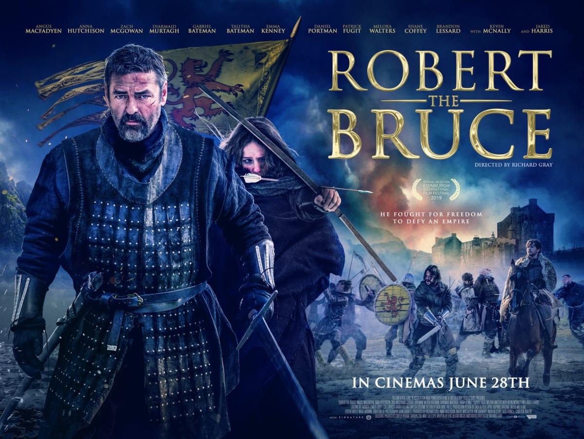 Robert The Bruce Movie 2019 update