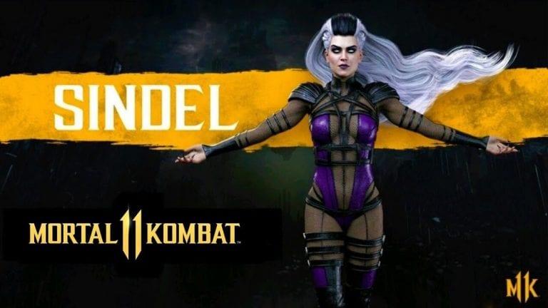 MK 11 Sindel The Queen