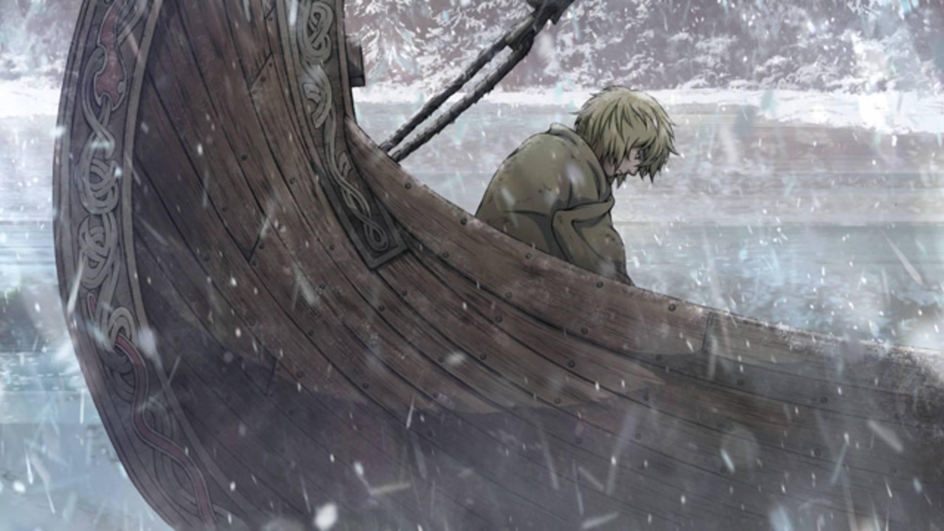 Vinland Saga anime update