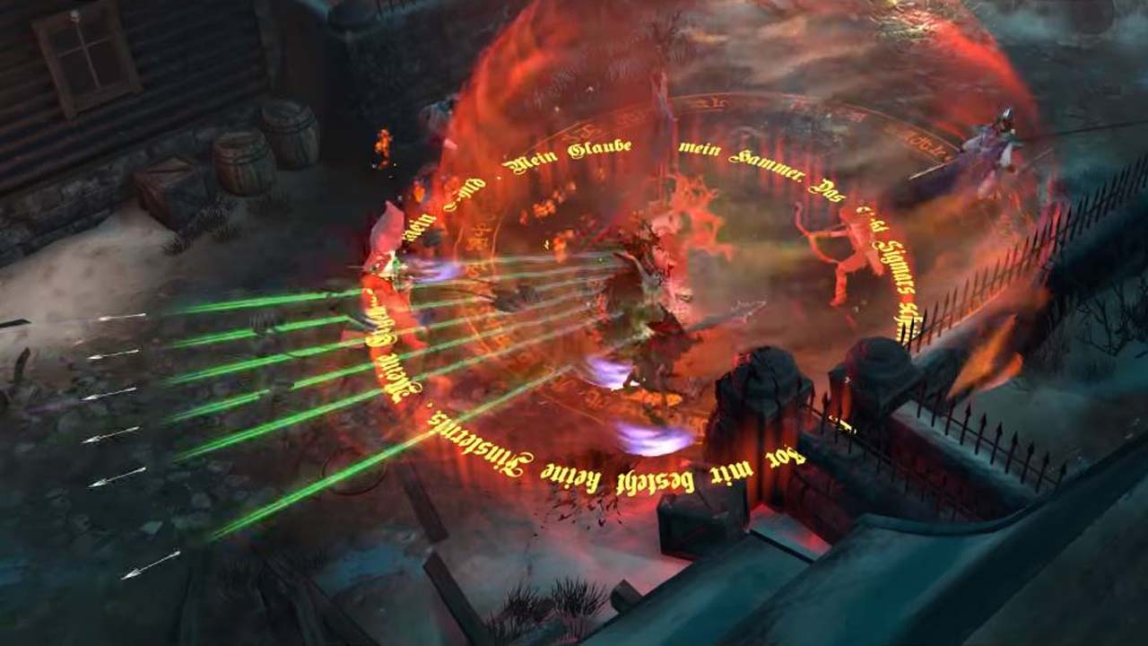 Warhammer Chaosbane update, Details