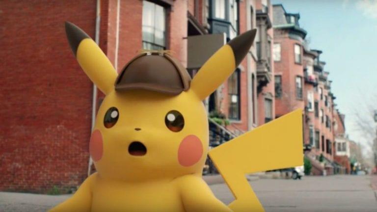 Detective Pikachu 2 Announced