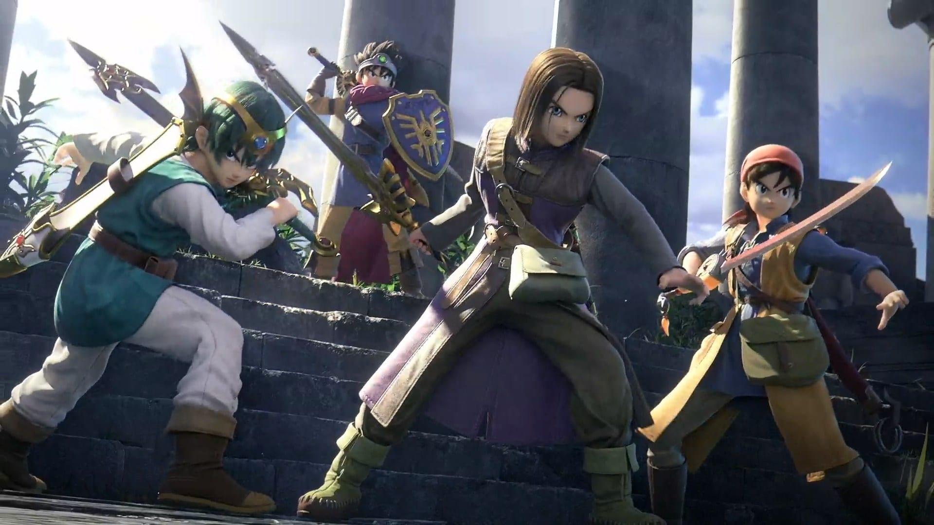 Super Smash Bros Ultimate DLC Character update