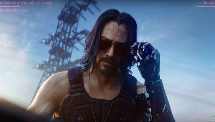 Cyberpunk 2077 official Release Date