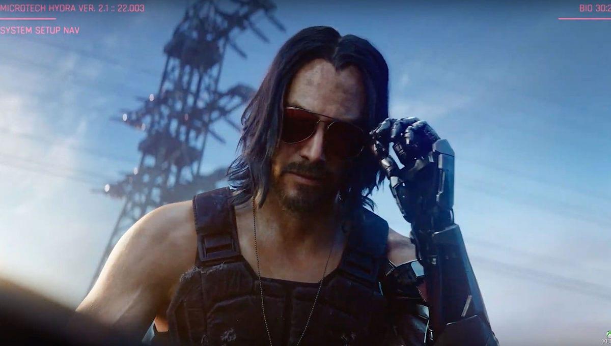 Cyberpunk 2077 official update