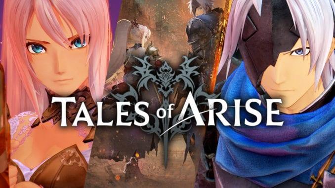 Tales of Arise update