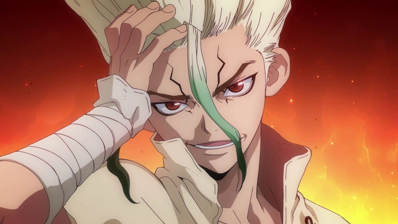 Dr. stone Episode 1 update