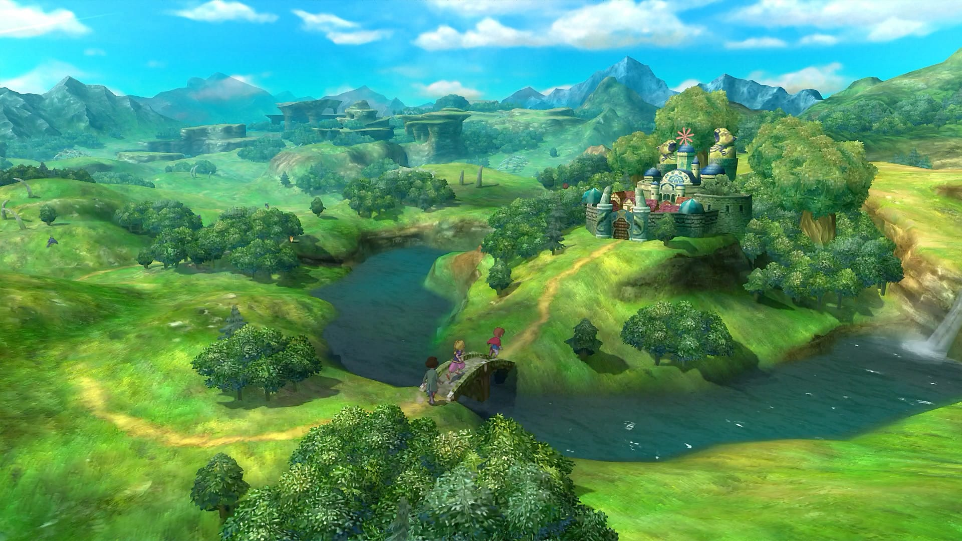 Ni No Kuni: Wrath Of The White Witch Remastered update