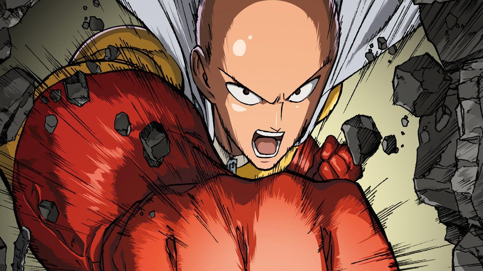 One Punch Man Season 2 Episode 2 Release