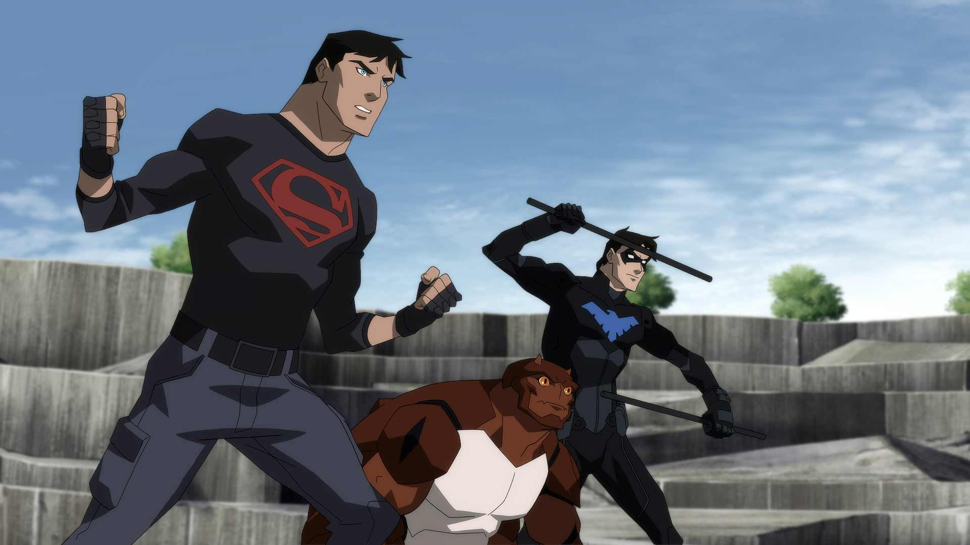 Young Justice Season 3 Episode 17
