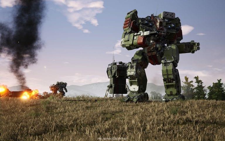 MechWarrior 5: Mercenaries release date