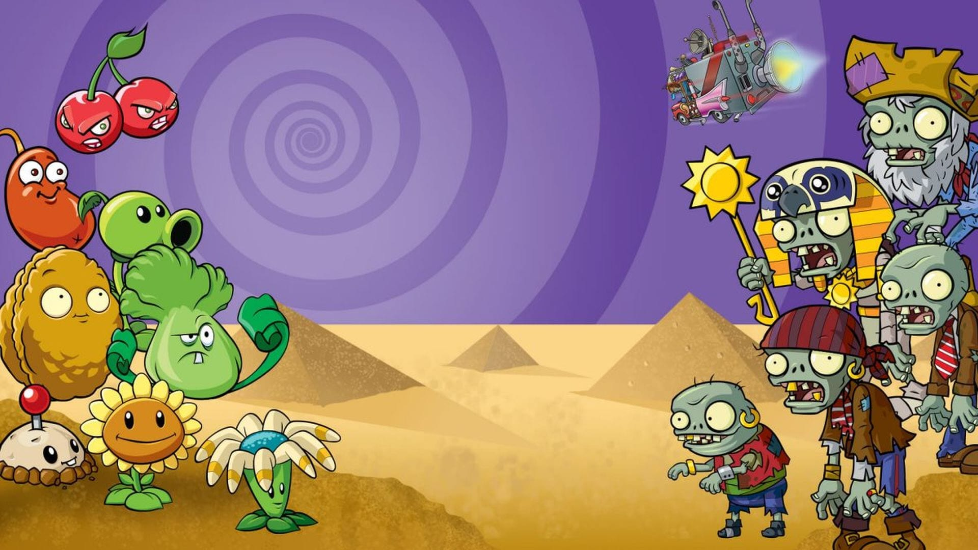 Plants vs. Zombies 3 revealed