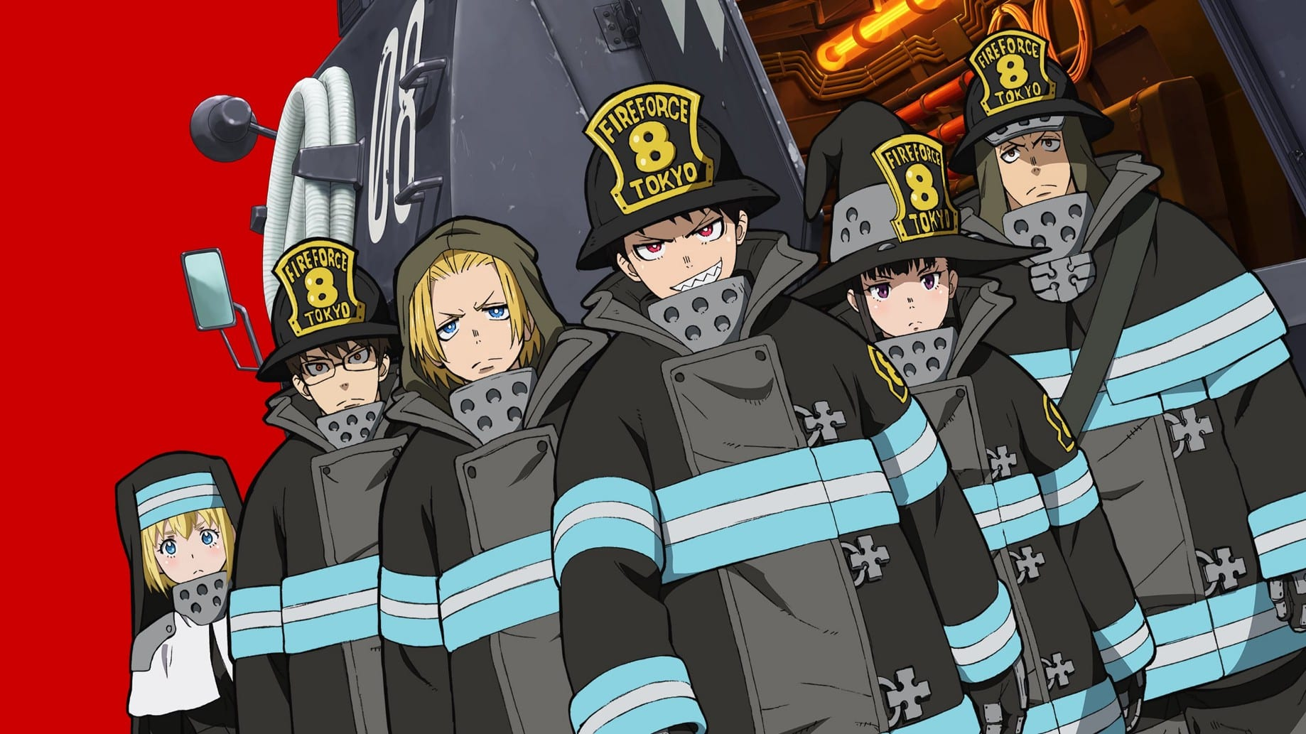Fire Force Episode 2 Stream Online