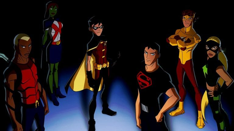 Index of Young Justice Season 3