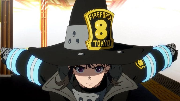 Fire Force Episode 3