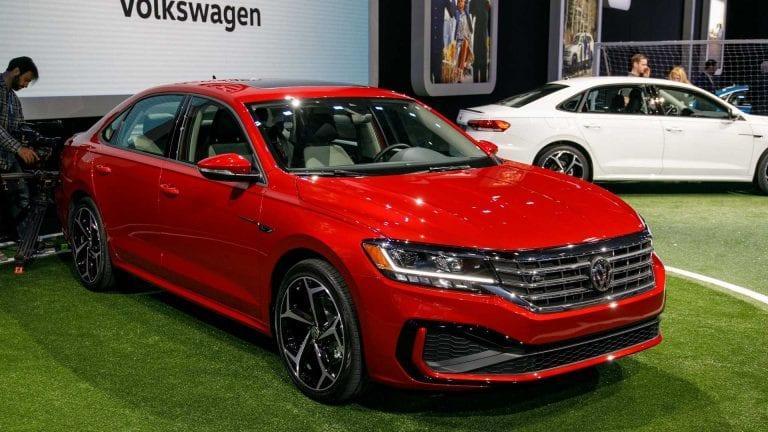 2020 Volkswagen Passat Release Date