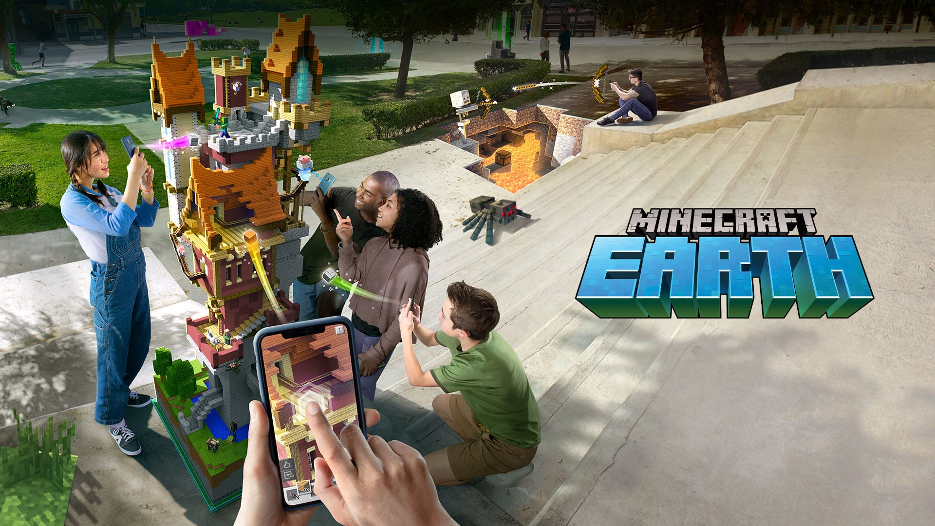 Minecraft Earth Beta update