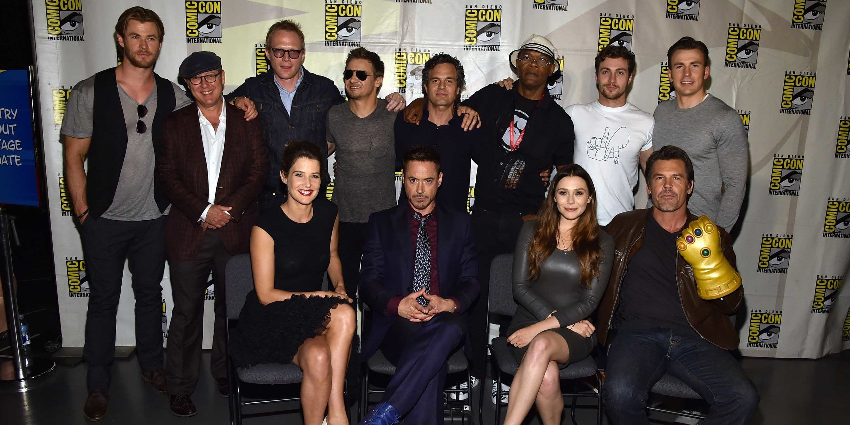 San Diego Comic-Con 2019 Avengers Reunion