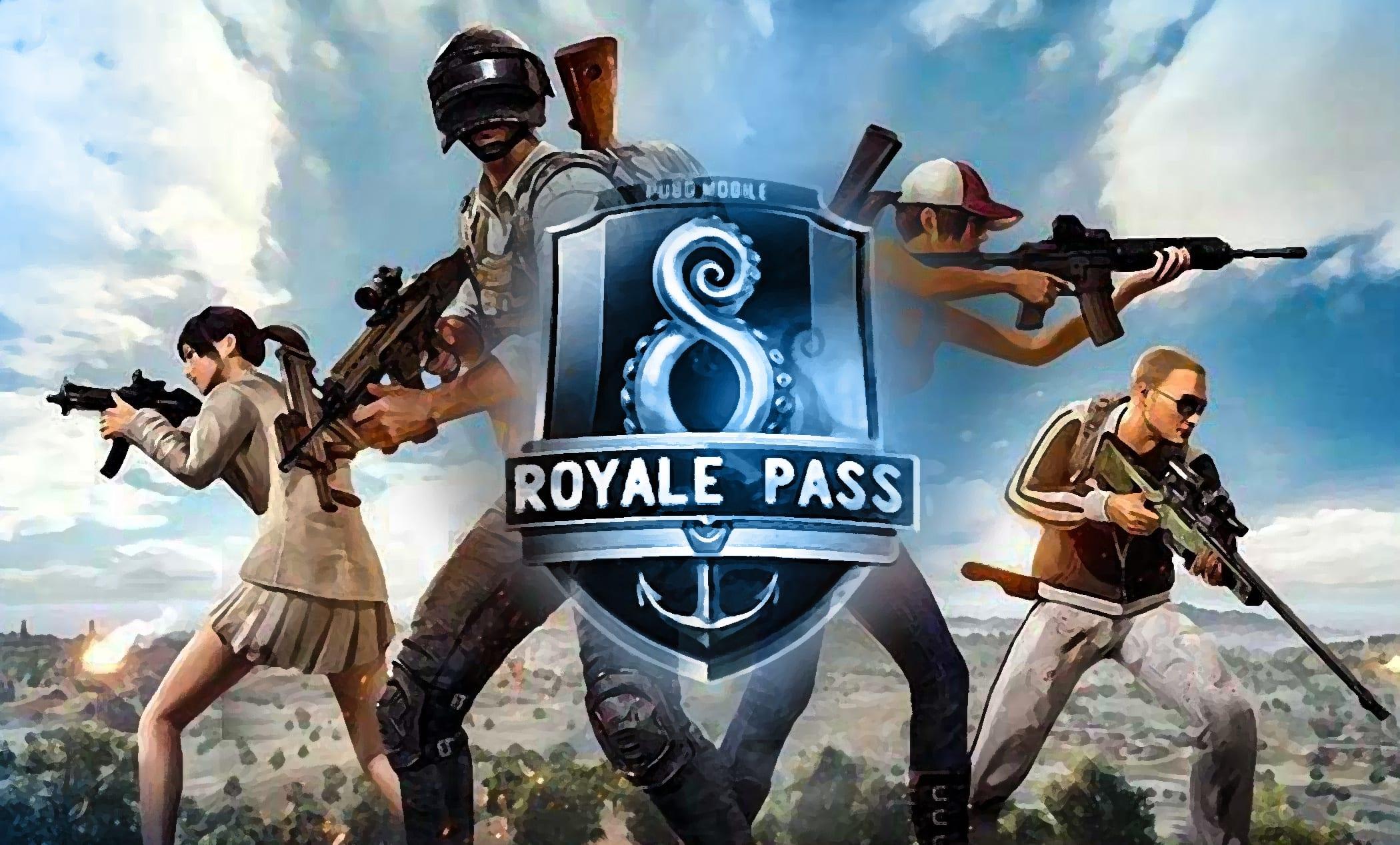 Pubg Mobile Season 8 Royal Pass New Gun Skins And More