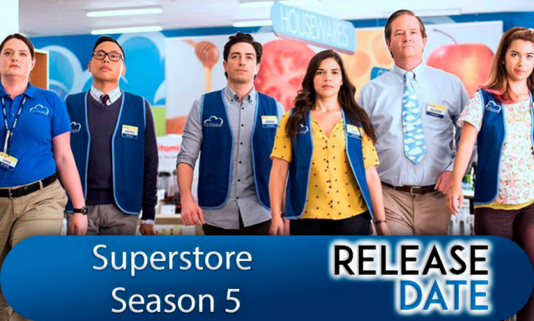 Superstore season 5 release date