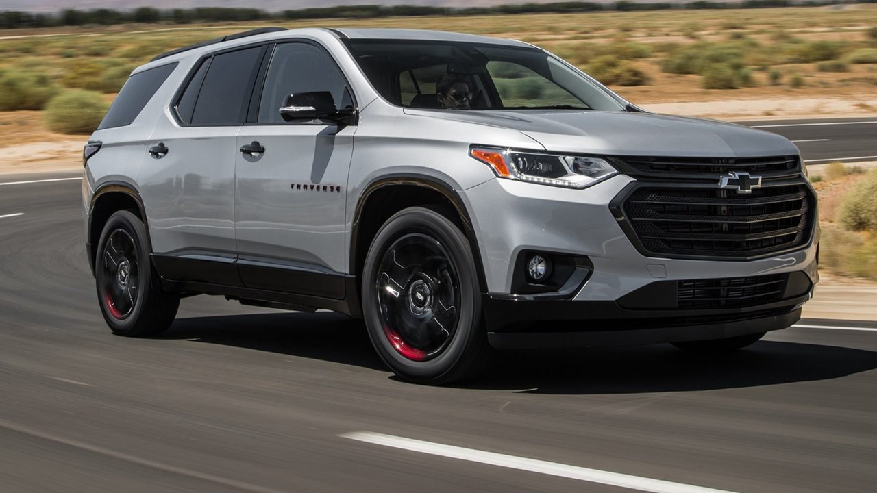 2020 Chevy Traverse Release Date Price And Specifications