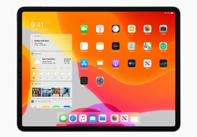 Apple iPadOS 13