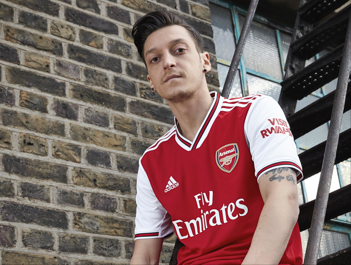 Arsenal 19-20 Kit update