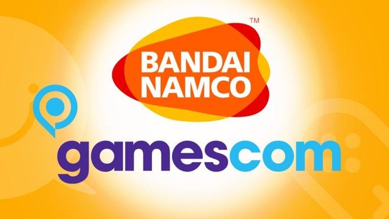 Gamescom 2019 Bandai Namco Lineup