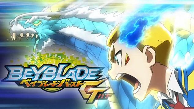 Beyblade Gachi Episode 16